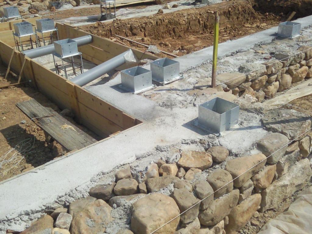 Novadomus habitat casa folk v bioconstrucci n con - Forjado sanitario caviti ...