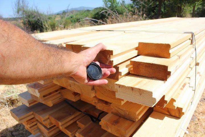 bioconstrucción y madera